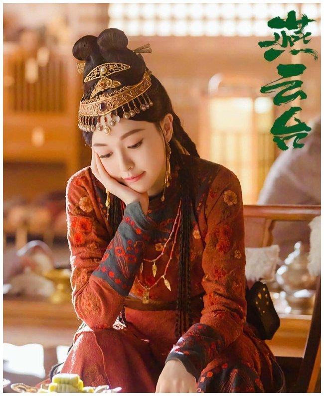 """""""Yến Vân Đài"""": Lộ cảnh Đường Yên đánh nhau với Đậu Kiêu, bà bầu mang song thai mặt vẫn nhỏ nhắn đẹp xinh - Ảnh 12."""