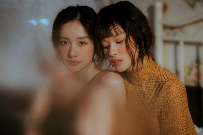 """Chụp ảnh tình thế này, hỏi sao Hoàng Yến Chibi - Jun Vũ liên tục được fan """"đẩy thuyền""""  - Ảnh 3."""