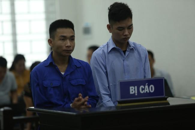 Tạm hoãn phiên xét xử vụ nam sinh grab bị sát hại do vắng mặt bố đẻ bị hại - Ảnh 3.