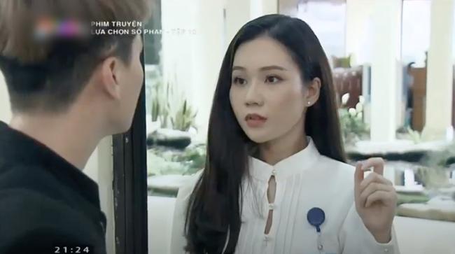 """""""Lựa chọn số phận"""": Xuất hiện thư ký xinh đẹp, khiến em trai Phương Oanh vừa gặp đã động tay động chân  - Ảnh 5."""