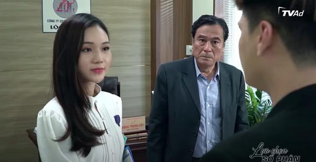 """""""Lựa chọn số phận"""": Xuất hiện thư ký xinh đẹp, khiến em trai Phương Oanh vừa gặp đã động tay động chân  - Ảnh 4."""