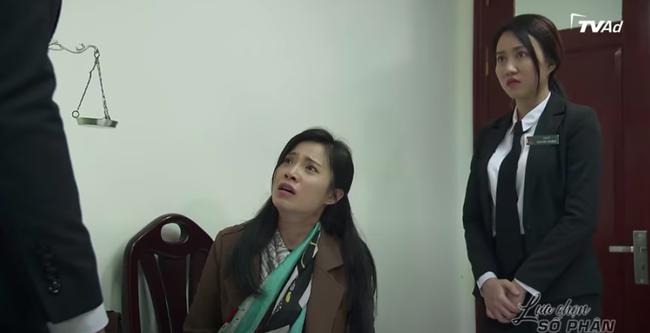 """""""Lựa chọn số phận"""": Xuất hiện thư ký xinh đẹp, khiến em trai Phương Oanh vừa gặp đã động tay động chân  - Ảnh 8."""