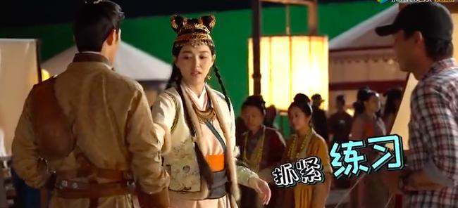 """""""Yến Vân Đài"""": Lộ cảnh Đường Yên đánh nhau với Đậu Kiêu, bà bầu mang song thai mặt vẫn nhỏ nhắn đẹp xinh - Ảnh 5."""