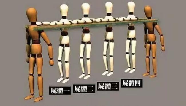 Thuật Cản Thi ở Trung Quốc: Cổ thuật dẫn dắt thi thể người chết tha hương trở về quê nhà, bí ẩn đang dần được hé mở   - Ảnh 4.