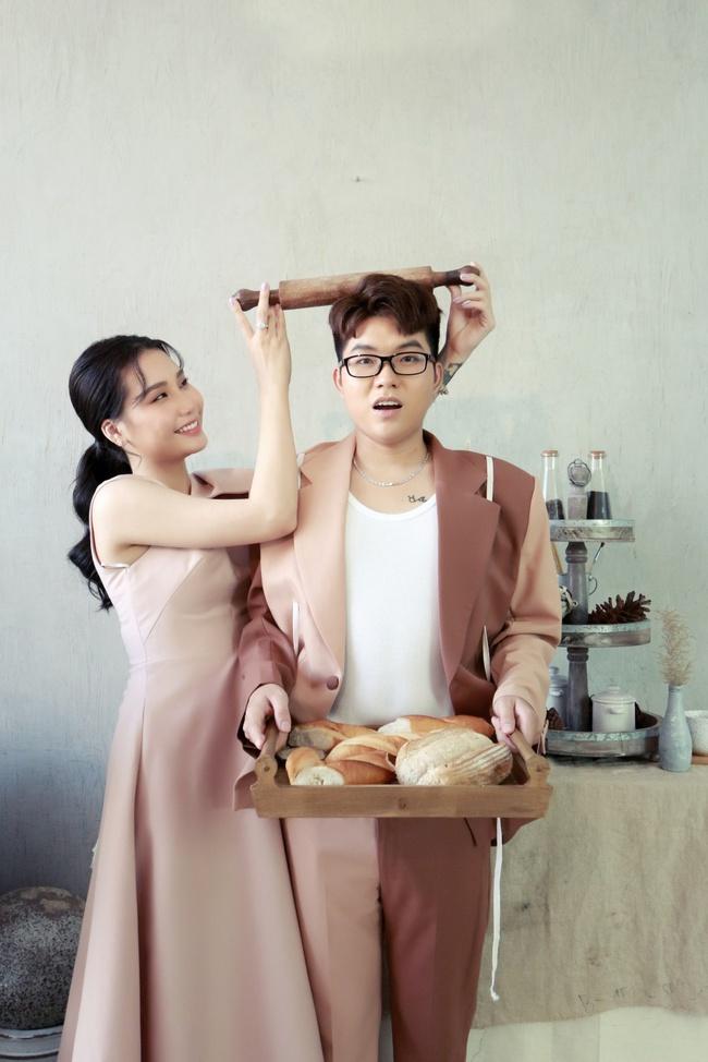 Vừa tung ảnh tình tứ, hot mom 9X Thanh Trần đã phản ứng cực gắt về bạn gái cũ của chồng điển trai - Ảnh 4.