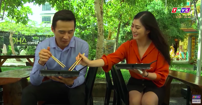"""""""Mẹ ghẻ"""": Lộ cảnh ngọt ngào của Thanh Trúc - Lương Thế Thành, yêu nhau trước mặt Thúy Diễm?  - Ảnh 5."""