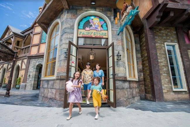 """""""Kỳ nghỉ Tết dài nhất lịch sử"""" đã là quá khứ, kỳ nghỉ hè đặc biệt nhất của con sẽ bắt đầu tại VinWonders Phú Quốc - Ảnh 11."""