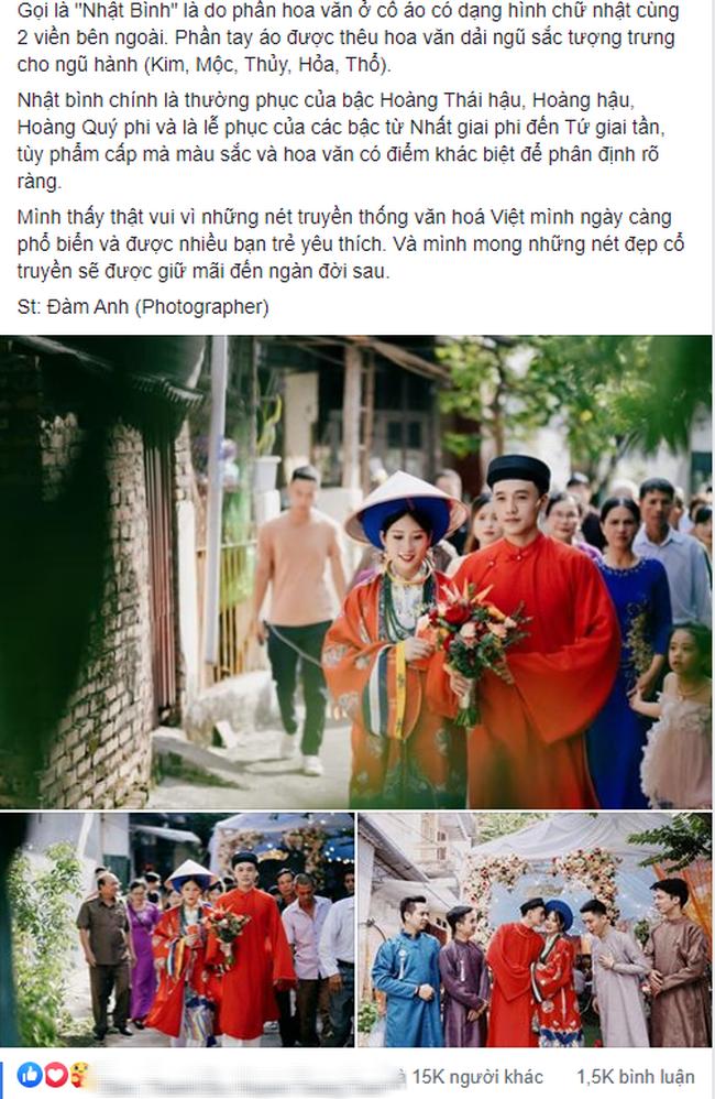 """Bộ ảnh cưới cực độc đáo của cặp đôi Cao Bằng nhận """"bão like"""" chỉ sau 2 giờ đăng tải, chiêm ngưỡng từng tiểu tiết nhỏ mới thấy """"quá chất"""" - Ảnh 1."""