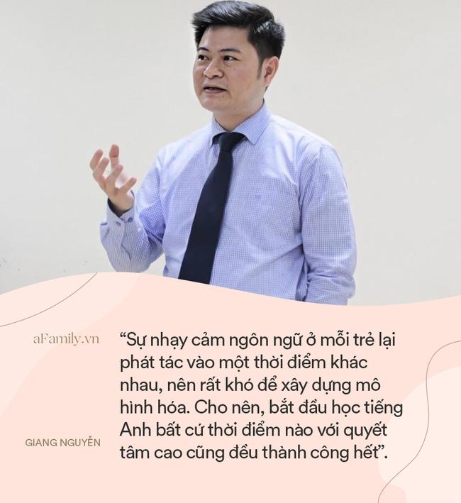 Đừng nghĩ cho con học tiếng Anh sớm mới giỏi, thầy giáo nổi tiếng chỉ ra những yếu tố quyết định giúp trẻ học thành công - Ảnh 1.