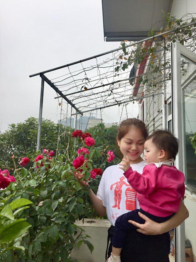 Những ngày tháng an bình của 1 mẹ đơn thân và cô con gái nhỏ: