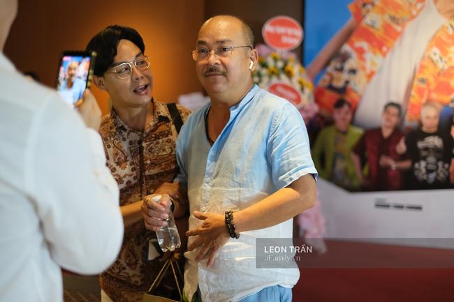 Dàn diễn viên hài quy tụ mừng Hồng Vân ra mắt phim mới - Ảnh 5.