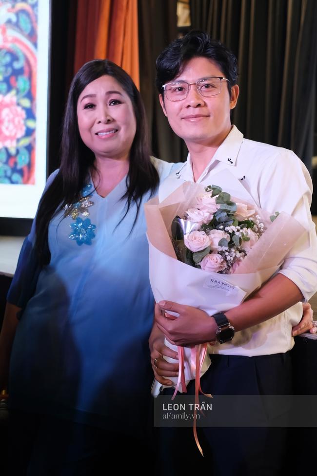 Dàn diễn viên hài quy tụ mừng Hồng Vân ra mắt phim mới - Ảnh 11.