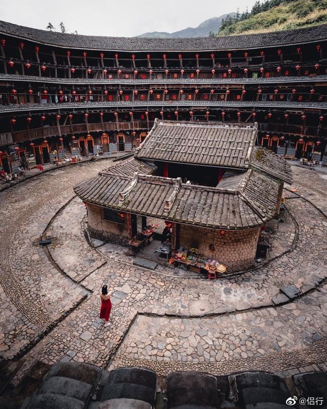 """Mãn nhãn với """"hóa thạch sống"""" của kiến trúc cổ Trung Hoa: Khu chung cư đất nung lớn nhất thế giới, là một kiệt tác sáng tạo của văn hóa xưa - Ảnh 5."""