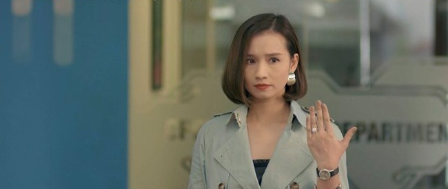 Tình yêu và tham vọng: Tuệ Lâm ngất xỉu, Minh tái mặt khi nghe bác sĩ thông báo bệnh tình của nữ phó tổng - Ảnh 2.