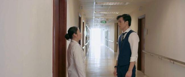 Tình yêu và tham vọng: Tuệ Lâm ngất xỉu, Minh tái mặt khi nghe bác sĩ thông báo bệnh tình của nữ phó tổng - Ảnh 7.