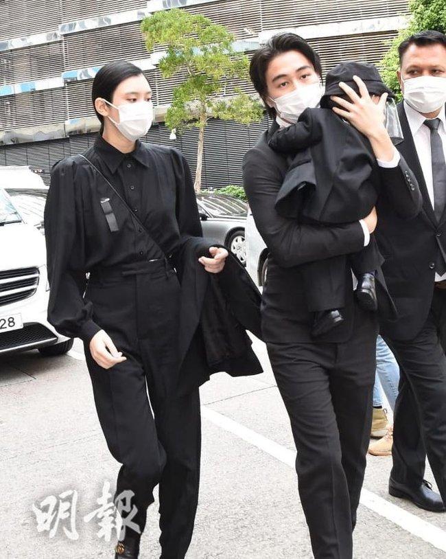 Ba người con dâu tại tang lễ Vua sòng bài Macau: Người kín tiếng, kẻ thị phi đều lép vế trước con dâu lớn xuất thân danh gia vọng tộc - Ảnh 5.
