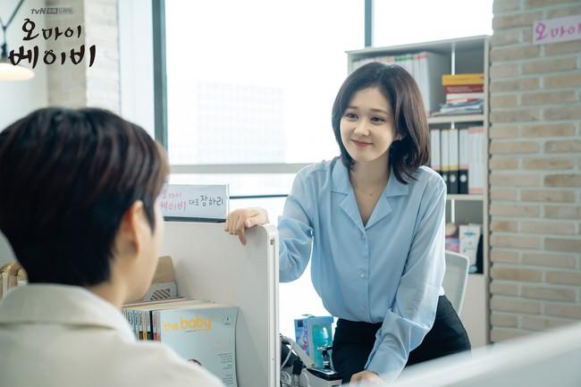 Không chỉ để ngắm, loạt công thức diện áo sơ mi trong phim Hàn còn rất dễ áp dụng và cam đoan sẽ đẹp xinh thanh lịch hết cỡ - Ảnh 11.