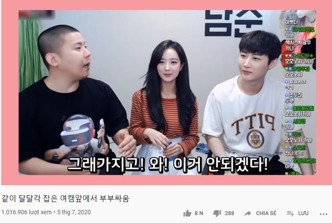 Làm khách mời trên kênh YouTube của đồng nghiệp, cô nàng BJ Hàn Quốc xinh đẹp như nữ thần thu về 8 tỷ đồng chỉ nhờ... ngồi buộc tóc - Ảnh 5.