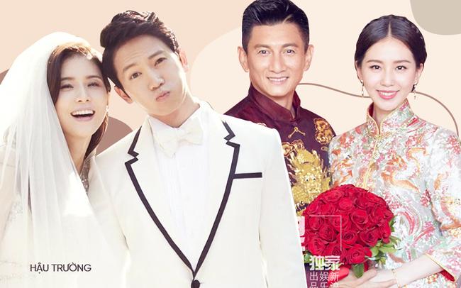 """Các cặp đôi """"phim giả tình thật"""" trong showbiz Hoa – Hàn: Đôi nào đôi nấy đều tình tứ hết nấc khiến dân tình không khỏi ghen tị - Ảnh 1."""