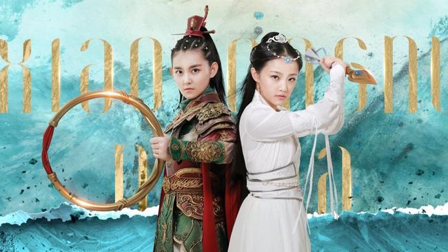 Phim Hoa ngữ gây ngỡ ngàng khi để mỹ nữ Tưởng Y Y đóng Na Tra, lại còn có chuyện yêu 1 người đẹp khác - Ảnh 3.