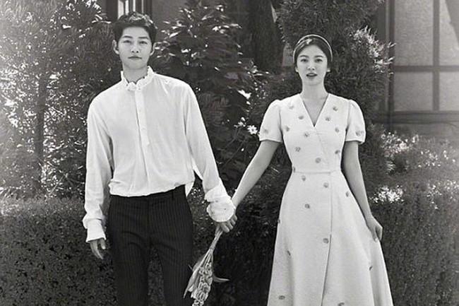 """Các cặp đôi """"phim giả tình thật"""" trong showbiz Hoa – Hàn: Người viên mãn hạnh phúc ai cũng ghen tị, kẻ nửa đường đứt gánh xem nhau như người dưng  - Ảnh 10."""