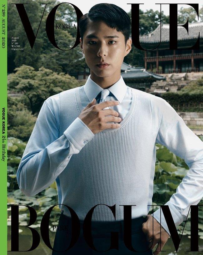 """Park Bo Gum ngày càng nam tính và trưởng thành hơn sau tin đồn là """"kẻ thứ 3"""" trong mối quan hệ giữa Song Joong Ki và Song Hye Kyo - Ảnh 1."""