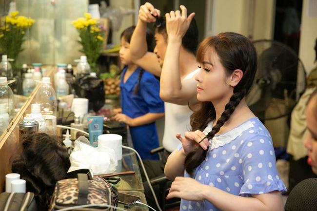 Đóng vai thiếu nữ nhẹ dạ cả tin, Nhật Kim Anh nhắn nhủ lời cảnh tỉnh cho các cô gái trẻ - Ảnh 4.