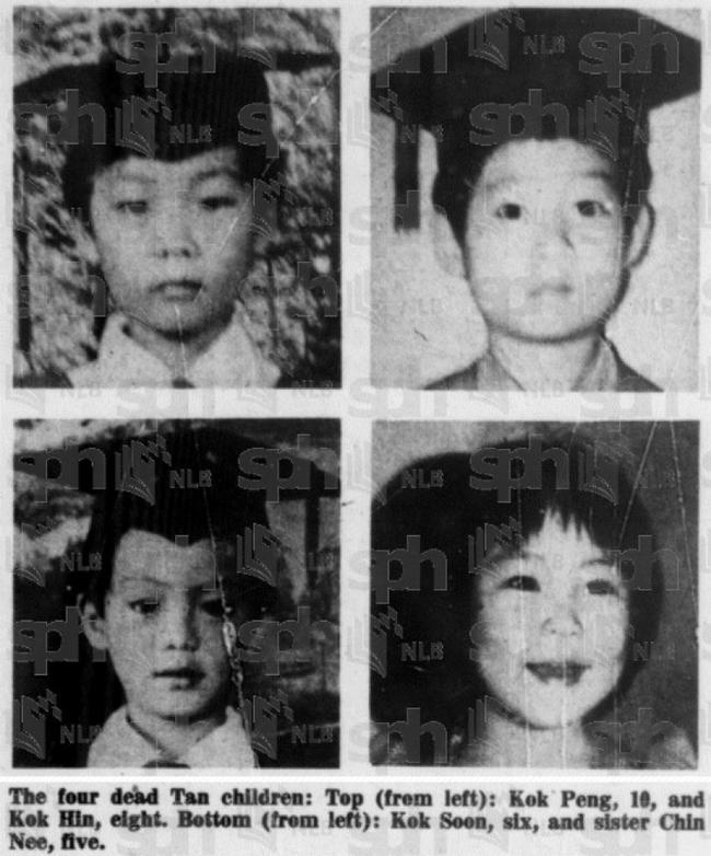 """Vụ án bí ẩn nhất lịch sử Singapore: 4 đứa trẻ bị sát hại trong nhà tắm đúng dịp năm mới, tấm thiệp chúc mừng gây """"lạnh gáy"""" từ hung thủ mà ai cũng biết là ai - Ảnh 1."""