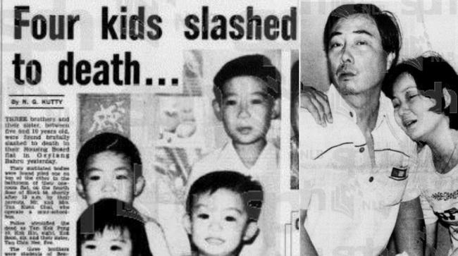 """Vụ án bí ẩn nhất lịch sử Singapore: 4 đứa trẻ bị sát hại trong nhà tắm đúng dịp năm mới, tấm thiệp chúc mừng gây """"lạnh gáy"""" từ hung thủ mà ai cũng biết là ai - Ảnh 2."""