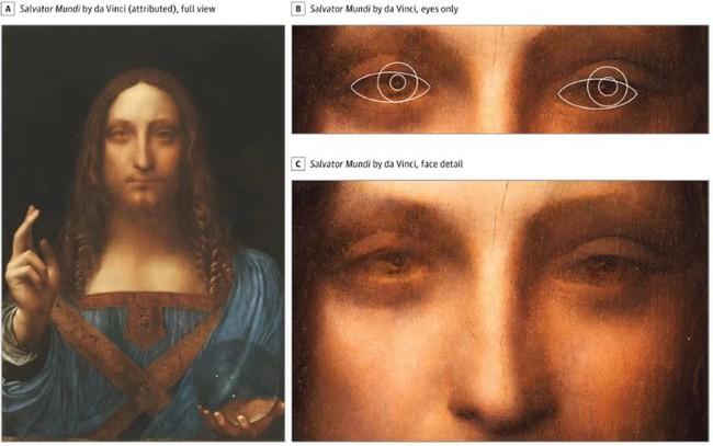 """Hóa ra đại tuyệt tác Mona Lisa đã được danh họa Leonardo da Vinci vẽ theo một cách """"nhìn"""" vô cùng đặc biệt, đến ngày nay khoa học mới giải mã thành công - Ảnh 4."""