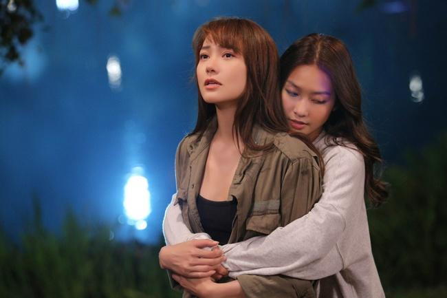 """Tập 4 """"Kẻ Săn Tin"""" gây cấn với cảnh Minh Hằng bị hành hung dã man, hé lộ quá khứ đầy ám ảnh của cô và Khả Ngân - Ảnh 5."""