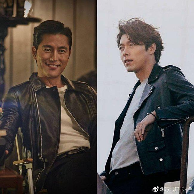 """Điểm trùng hợp đến khó tin của Hyun Bin và Jung Woo Sung: Không chỉ đều là """"người tình"""" của Son Ye Jin và còn giống nhau tới mức bất ngờ này    - Ảnh 8."""