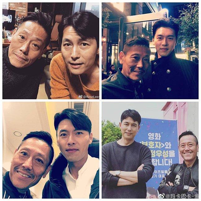 """Điểm trùng hợp đến khó tin của Hyun Bin và Jung Woo Sung: Không chỉ đều là """"người tình"""" của Son Ye Jin và còn giống nhau tới mức bất ngờ này    - Ảnh 2."""