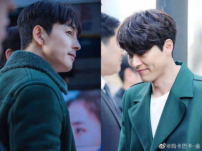 """Điểm trùng hợp đến khó tin của Hyun Bin và Jung Woo Sung: Không chỉ đều là """"người tình"""" của Son Ye Jin và còn giống nhau tới mức bất ngờ này    - Ảnh 5."""