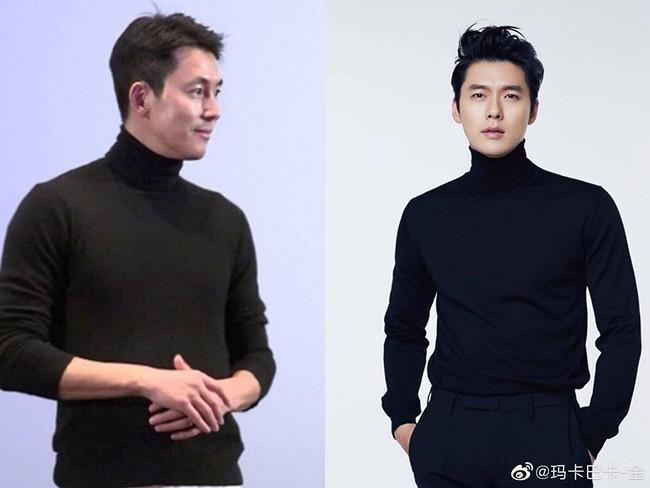 """Điểm trùng hợp đến khó tin của Hyun Bin và Jung Woo Sung: Không chỉ đều là """"người tình"""" của Son Ye Jin và còn giống nhau tới mức bất ngờ này    - Ảnh 6."""