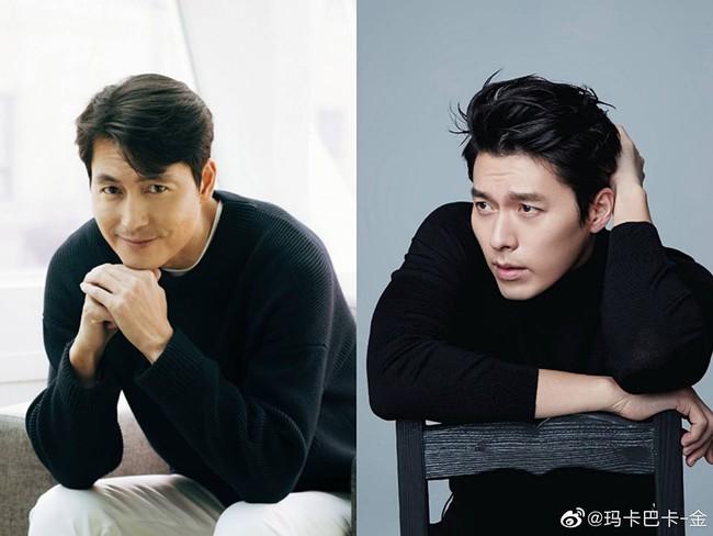 """Điểm trùng hợp đến khó tin của Hyun Bin và Jung Woo Sung: Không chỉ đều là """"người tình"""" của Son Ye Jin và còn giống nhau tới mức bất ngờ này    - Ảnh 7."""