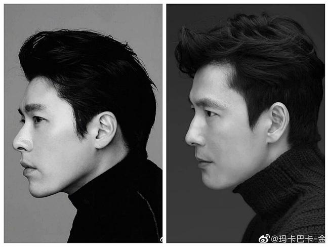 """Điểm trùng hợp đến khó tin của Hyun Bin và Jung Woo Sung: Không chỉ đều là """"người tình"""" của Son Ye Jin và còn giống nhau tới mức bất ngờ này    - Ảnh 10."""