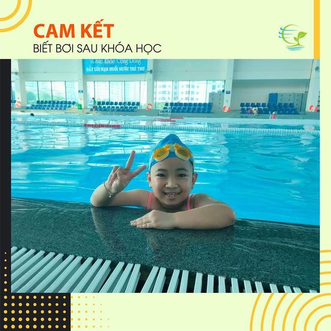 Mùa hè đến rồi, đây là 7 địa chỉ học bơi uy tín ở Hà Nội cho trẻ, cha mẹ nên tham khảo ngay - Ảnh 11.