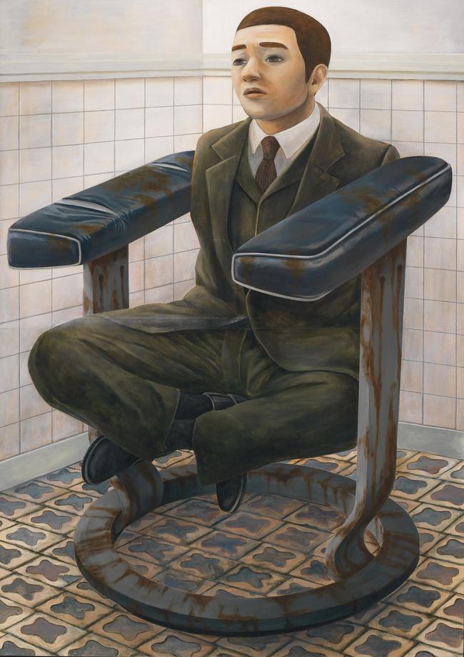 Qua đời ở tuổi 31, họa sĩ Nhật để lại loạt tác phẩm siêu thực ám ảnh thế giới, nhiều dân công sở thấy mình trong đó - Ảnh 17.