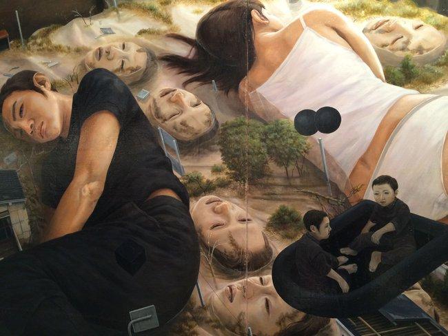 Qua đời ở tuổi 31, họa sĩ Nhật để lại loạt tác phẩm siêu thực ám ảnh thế giới, nhiều dân công sở thấy mình trong đó - Ảnh 14.