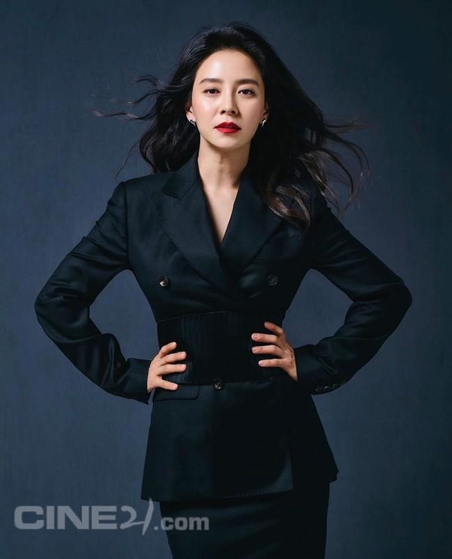 Top mỹ nhân Hàn Quốc có tầm ảnh hưởng nhất trên mạng xã hội Trung Quốc: Vụ ly hôn với Song Joong Ki cũng không giúp Song Hye Kyo vượt qua đàn em này - Ảnh 8.
