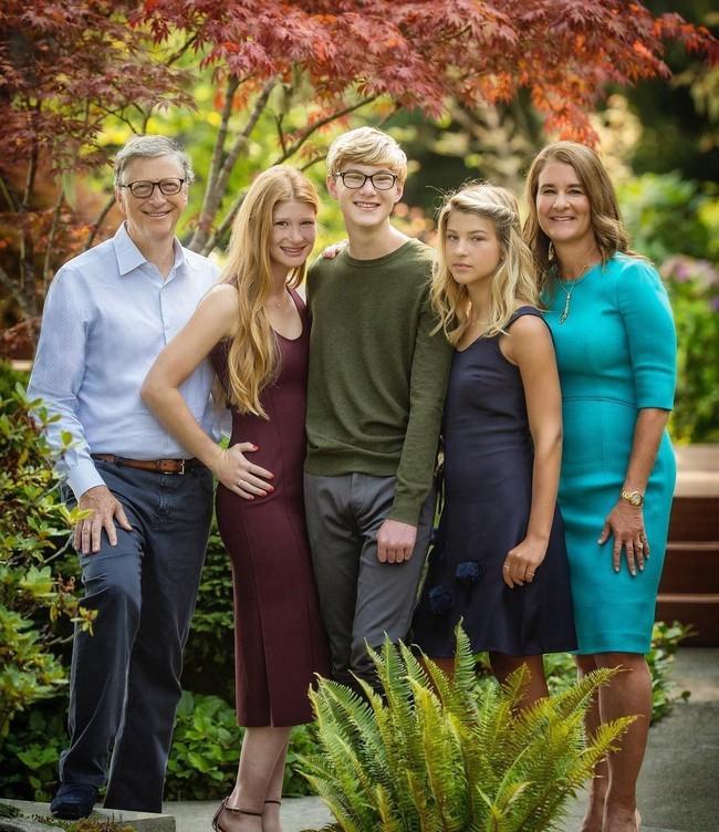 Con gái tỷ phú Bill Gates tiết lộ cuộc sống đặc quyền - Ảnh 3.