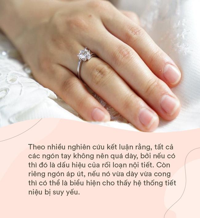 """Chỉ cần xòe bàn tay ra trước mặt, bạn hoàn toàn có thể """"bắt bệnh"""" thông qua những dấu hiệu nhỏ trên mỗi ngón tay: Nếu mắc bệnh hãy đi khám ngay - Ảnh 3."""