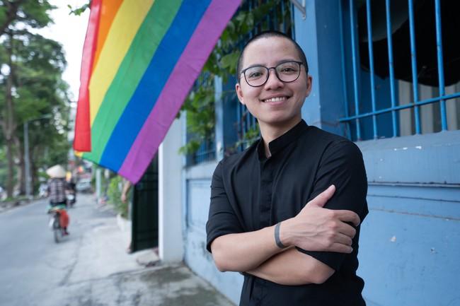 Cộng đồng LGBT Hà Nội: Đã có bệnh viện thân thiện dành cho các bạn - Ảnh 3.