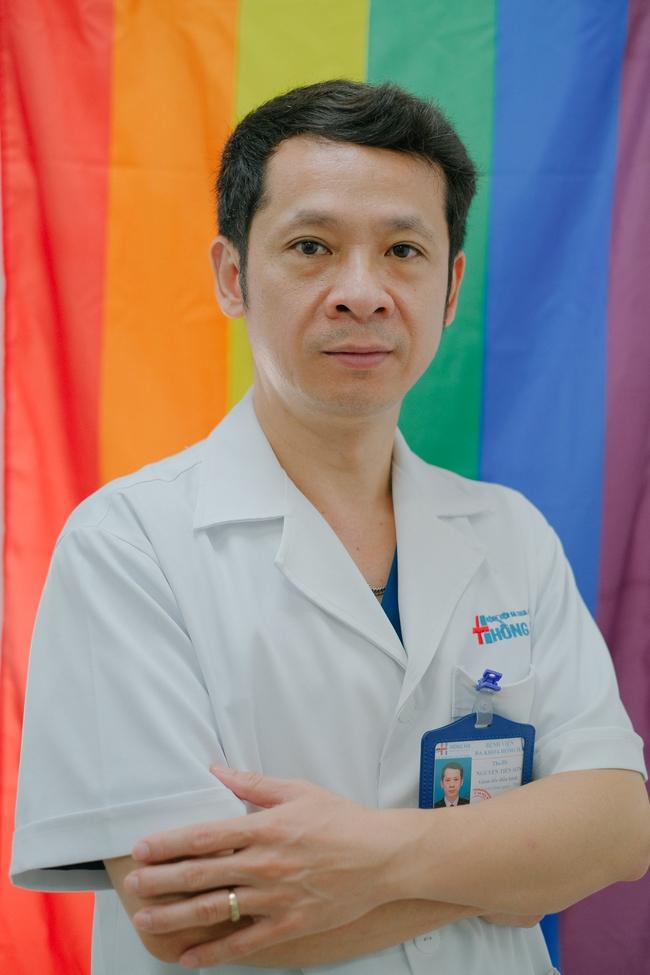 Cộng đồng LGBT Hà Nội: Đã có bệnh viện thân thiện dành cho các bạn! - Ảnh 4.
