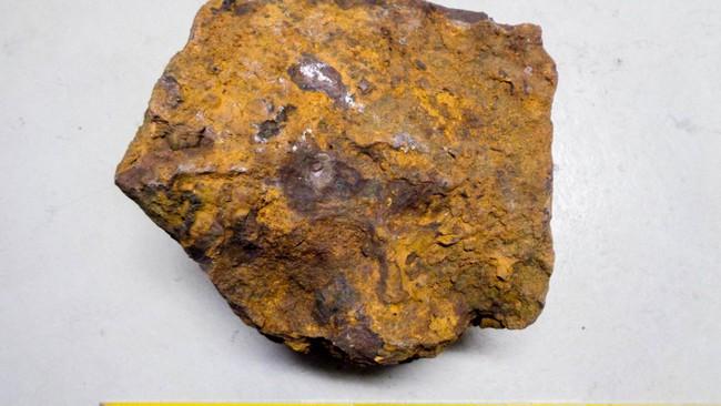 """Vô tình đào được cục sắt trong lúc làm đường dây cáp, người đàn ông vứt ở xó vườn, 31 năm sau mới biết là """"báu vật vô giá"""" đến từ ngoài hành tinh - Ảnh 2."""