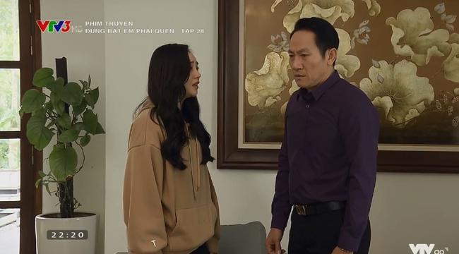 """""""Đừng bắt em phải quên"""": Bật khóc cảnh Ngọc oán trách bố Luân chuyện phản bội mẹ để lên giường với Linh """"tiểu tam"""" - Ảnh 8."""