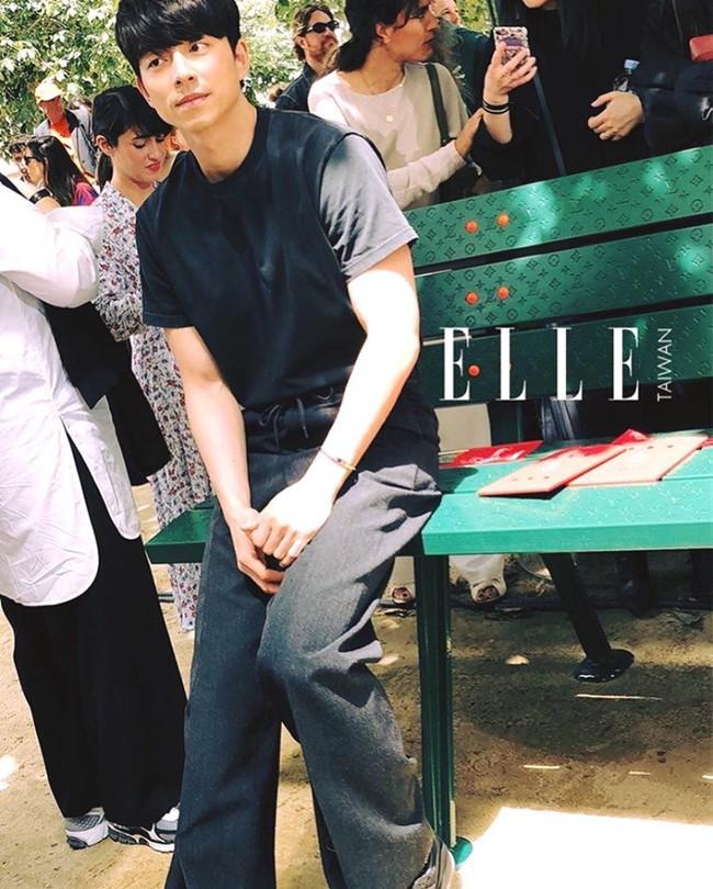 """Khoảnh khắc ông chú """"Yêu Tinh"""" Gong Yoo gây náo loạn trời Tây được dân tình đào lại, nhìn ai bảo đã gần 40 tuổi  - Ảnh 3."""