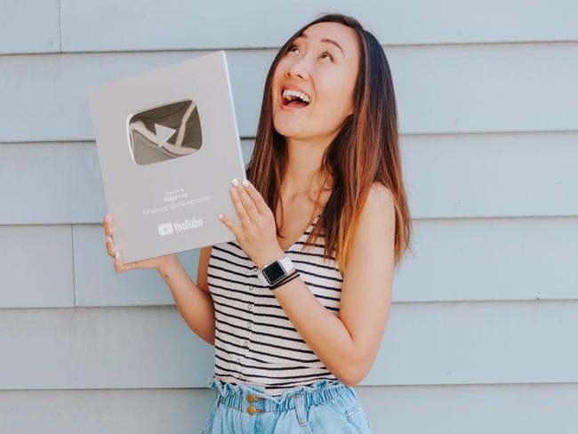 Ngoài lương giáo viên tiểu học, cô gái còn dắt túi 70 triệu/tháng nhờ làm video Youtube - Ảnh 2.