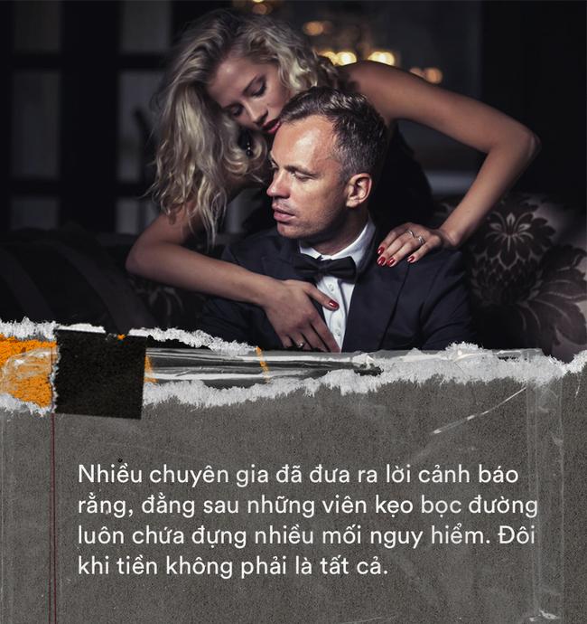 """Nỗi ám ảnh của các cô gái khi hẹn hò với """"sugar daddy"""": : Không chỉ là cuộc đổi chác tình tiền mà còn là lối suy nghĩ bệnh hoạn khi """"giao dịch"""" - Ảnh 5."""